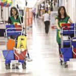 Impresa di pulizie per centri commerciali a Bologna